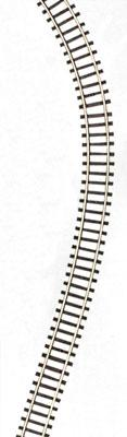 Code 80 Super-Flex Track (1) N -- N Scale Nickel Silver Model Train Track -- #2500