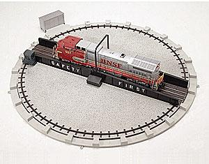 Turntable -- O Scale Nickel Silver Model Train Track -- #6910