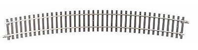 Track- Radius Full Curve - 49.5'' -- O Scale Nickel Silver Model Railroad Track -- #7014
