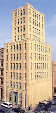 Spectrum Metropolitan Building -- HO Scale Model Railroad Building -- #88003