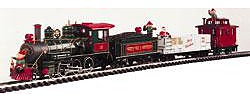The Night Before Christmas Set -- G Scale Model Train Set -- #90037